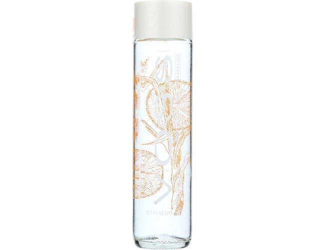 Voss Tangerine Lemongrass Sparkling Water, 12.7 Fluid Ounce -- 12 per case.