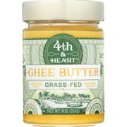 4th and Heart Original Ghee Butter, 9 Ounce -- 6 per case.