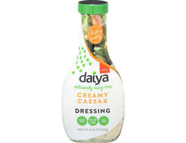Daiya Foods Creamy Caesar Dressing, 8.36 Ounce -- 6 per case