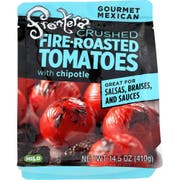 Frontera Foods Crushed Fire Roasted Tomatoes with Chipotle, 14.5 Ounce -- 6 per case.