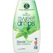 Sweet Leaf Stevia Clear Sweet Drops, 1.7 Ounce -- 1 each.