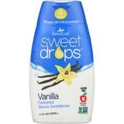 Sweet Leaf Vanilla Sweet Drops, 1.7 Ounce -- 1 each.