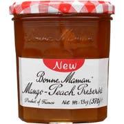 Bonne Maman Mango Peach Preserve, 13 Ounce -- 6 per case.
