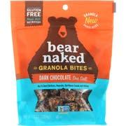Bear Naked Dark Chocolate Sea Salt Granola Bites, 7.2 Ounce -- 6 per case.