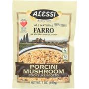 Alessi Porcini Mushroom Farro, 7 Ounce -- 6 per case.