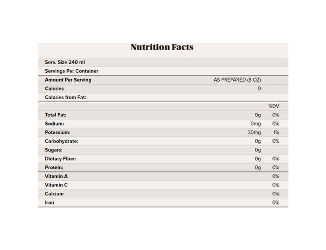 Bigelow Benefits Calm Stomach Ginger and Peach Herbal Tea, 18 bags per pack -- 6 per case.