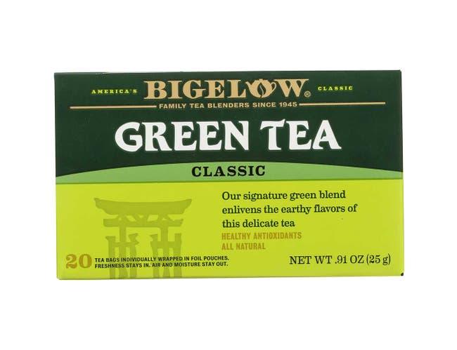Green Tea(Japan), 20 Ct -- 6 Per Case.