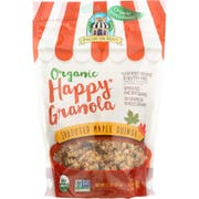 Bakery On Main Organic Sprouted Maple Quinoa Happy Granola, 11 Ounce -- 6 per case.