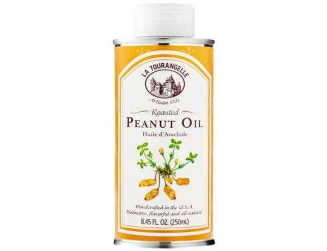 La Tourangelle Roasted Peanut Oil, 8.45 Fluid Ounce -- 6 per case.