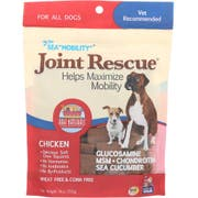 Ark Naturals Sea Mobility Joint Rescue Chicken Jerky for Dog, 9 Ounce -- 3 per case.