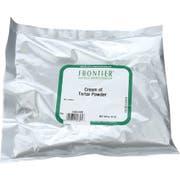 Frontier Herb Cream of Tartar Powder, 16 Ounce -- 6 per case