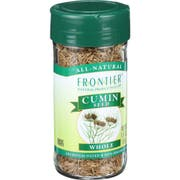 Frontier Herb Whole Cumin Seed, 1.68 Ounce -- 6 per case