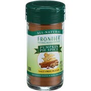 Frontier Herb Pumpkin Pie Spice - Seasoning Blend, 1.92 Ounce -- 6 per case