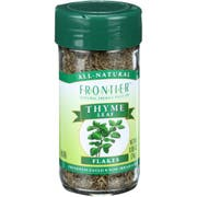 Frontier Herb Cut and Sifted Thyme Leaf, 0.64 Ounce -- 6 per case