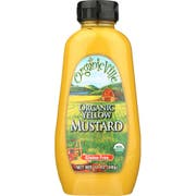 OrganicVille Yellow Mustard, 12 Ounce -- 12 per case.