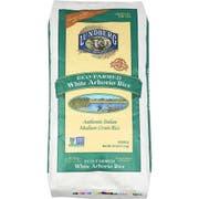 Lundberg Farms Eco Farmed White Arborio Rice , 25 pound  -- 1 each