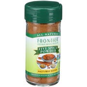 Frontier Herb Five Spice Powder - Seasoning Blend, 1.92 Ounce -- 6 per case