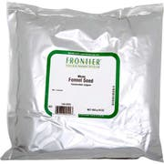 Frontier Herb Whole Fennel Seed, 16 Ounce -- 6 per case