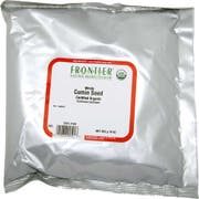 Frontier Herb Organic Whole Cumin Seed, 16 Ounce -- 3 per case