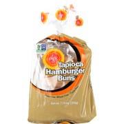 Ener-G Foods Tapioca Hamburger Bun, 7.76 Ounce -- 6 per case.