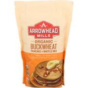 Arrowhead Mills Buckwheat Pancake and Waffle Mix, 26 Ounce -- 6 per case.