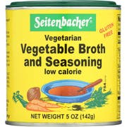Seitenbacher Instant Vegetable Broth, 5 Ounce -- 6 per case.