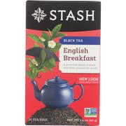 Tea English Breakfast, 20 Ct -- 6 Per Case.