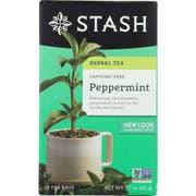 Tea Peppermint, 20 Ct -- 6 Per Case.
