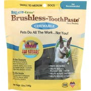 Ark Naturals Breathless Chewable Brushless Toothpaste, 12 Ounce -- 1 each.