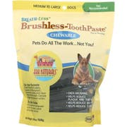 Ark Naturals Breathless Chewable Brushless Toothpaste, 18 Ounce -- 1 each.