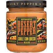 Desert Pepper Trading Con Queso Chile, 16 Ounce -- 6 per case.