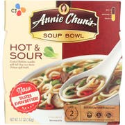 Annie Chun Hot and Sour Noodle, 5.5 Ounce -- 6 per case.