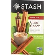 Green Chai Herb Tea, 20 Ct -- 6 Per Case.