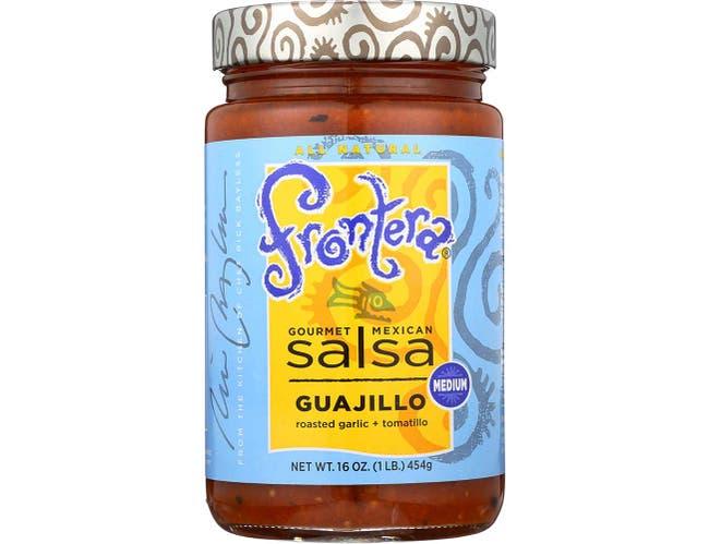 Frontera Foods Rustic Guajillo Salsa, 16 Ounce -- 6 per case.