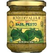 Meditalia Basil Pesto, 6.35 Ounce -- 6 per case.