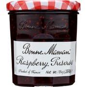 Bonne Maman Raspberry Preserves, 13 ounce -- 6 Per Case.