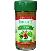 Frontier Herb Organic Ground Nutmeg, 1.90 Ounce -- 6 per case