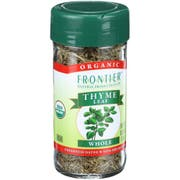 Frontier Herb Organic Whole Thyme Leaf, 0.8 Ounce -- 6 per case
