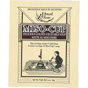 Edward And Sons Golden Light Vegetable Miso Cup Soup, 0.705 Ounce -- 24 per case.
