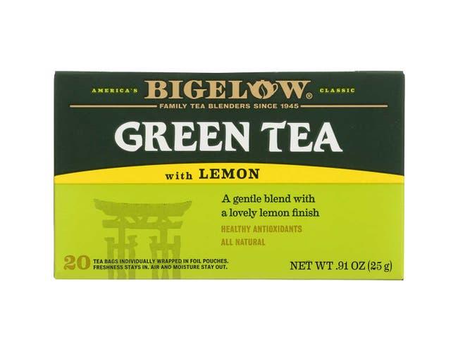 Green Tea W/Lemon, 20 Ct -- 6 Per Case.