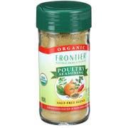 Frontier Co-Op Poultry Seasoning, 1.2 Ounce -- 6 per case
