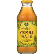 Guayaki Traditional Mate Organic Energy Drink, 16 Ounce -- 12 per case.
