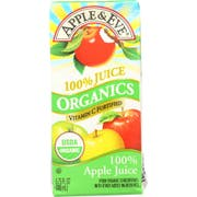 Apple and Eve Organic Apple Juice, 200 Milliliter -- 27 per case.