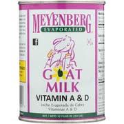 Meyenberg Jackson Evaporated Goat Milk, 12 Ounce -- 12 per case