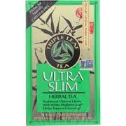 Triple Leaf Ultra Slim Tea - 20 bags per pack -- 6 packs per case.