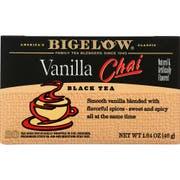 French Vanilla Chai, 20 Ct -- 6 Per Case.