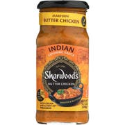 Sharwood's Makhani Butter Chicken Cooking Sauce, 14.1 Ounce -- 6 per case