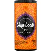 Sharwood Curry Powder Hot - 4 ounce  -- 6 per case.