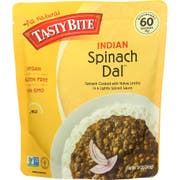 Tasty Bite Spinach Dal - Indian Entree, 10 Ounce -- 6 per case.