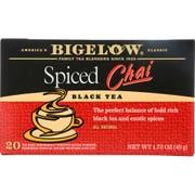 Bigelow Spiced Chai Tea -- 6 per case.